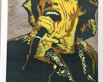 Mick Jagger, Paint it Black