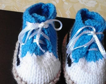 cute little hi tops for 0/3 month baby
