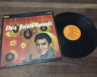 Elvis Golden Records Vinyl Album