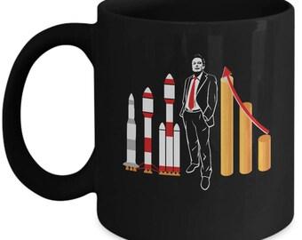 Elon And Beyond Mug - Gift