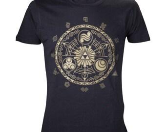 The Legend Of Zelda  Crew Neck T Shirt