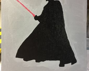 Vader Silhouette