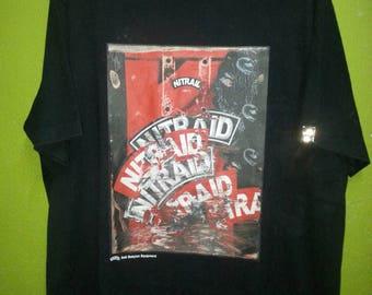 RARE NITRAID SB japanese top brand extra large oversize shirt
