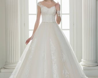 Wedding dress wedding dress bridal gown grace