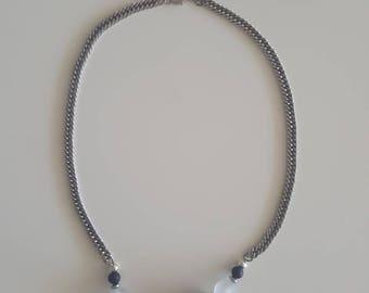 Grey mila necklace