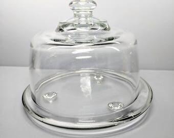 Vintage Glass Cloche