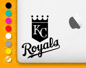 kansas city royals, kc royals, kc royals decal, royals decal, kansas, royals baseball, kansas city, kc royals sticker, kc royals vinyl