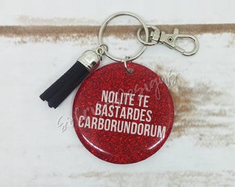 Handmaid's Tale keychain, *oops*