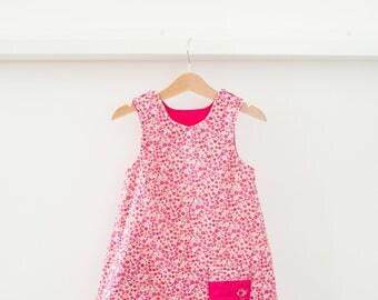 Girl's Reversible Dress