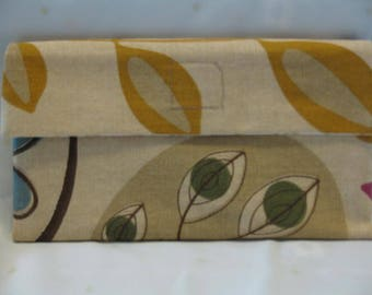 Fabric Ladies Wallet FWF104