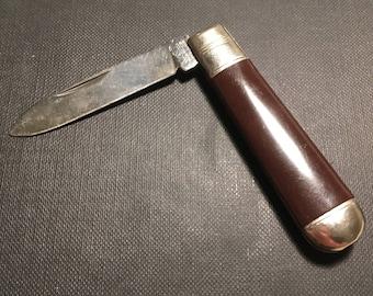 "Penknife, Vintage Folding penknife made by ""Richards of Sheffield"" England"