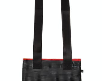 BIKI up-cycled rubber tote - Indo