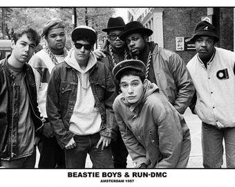 Beastie Boys - Run DMC poster 20% off all sales totaling 10.99 or more through July 30, 2017. Enter coupon code TWENTY at checkout.