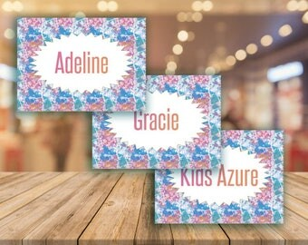 Styles Cards, Clothing Names, LLR Name Cards, Clothing Styles, 5x7, Instant Download, For Fashion Consultants