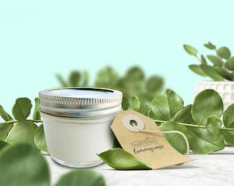 4oz Jar Candle - Lemongrass