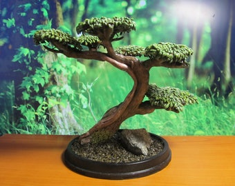 Artificial bonsai, artificial tree, eternal tree