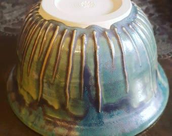 Matte Green Bowl