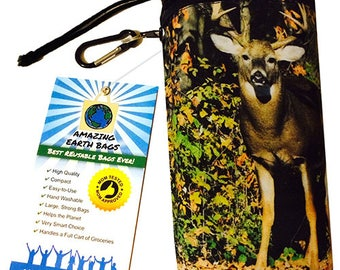 Full set! Amazing Reusable Bags !!!  Deer
