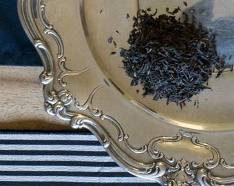 Certified Organic Earl Grey Creme Loose Leaf Tea // 4 ounces