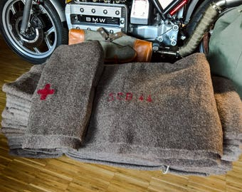 Rug Cavalry blanket of Swiss army from 1944