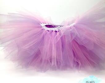 Soft Pink & Lavender Tutu