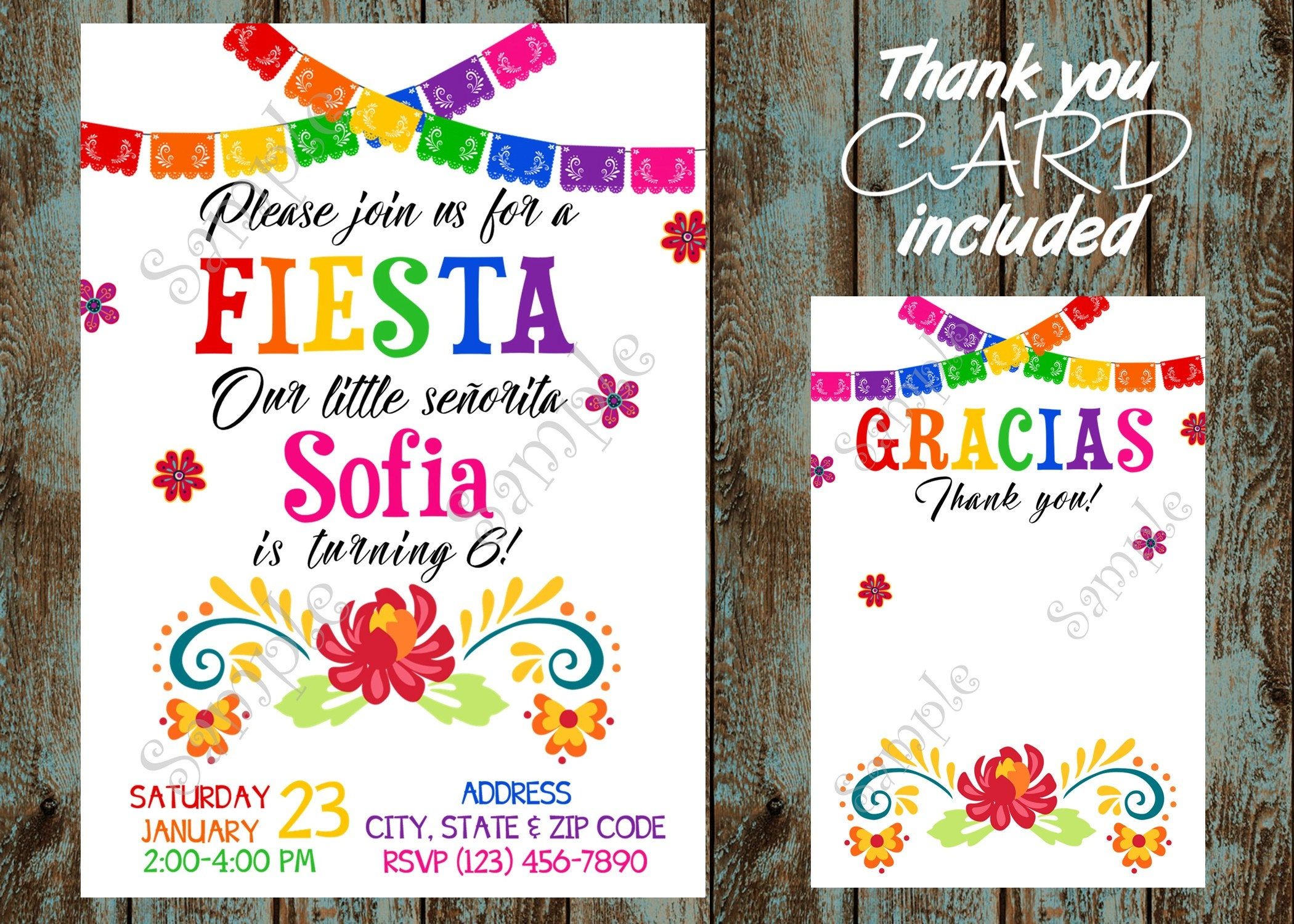 This is a graphic of Divine Free Printable Fiesta Invitations