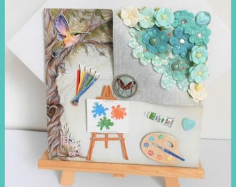 card any occasion 'artist'