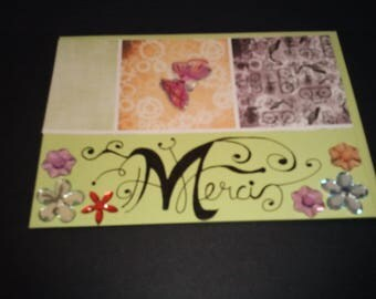 Beautiful cards made entirely by hand