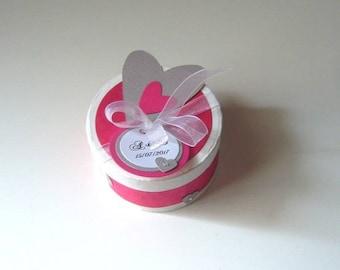 Box ring bearer for wedding - wedding decoration - wedding ring pillow