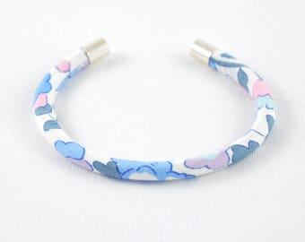 Bracelet jonc Liberty Betsy bleu ciel