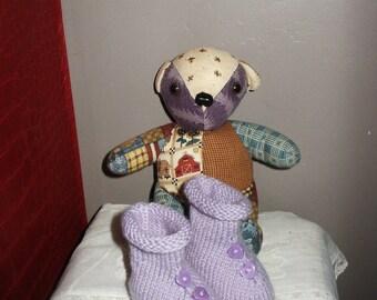 shoe purple sock for girl