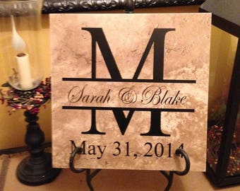 Personalized Tile