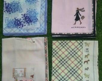 VINTAGE handkerchief Burberry