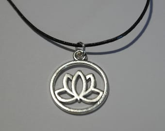 "Necklace ""Lotus"""