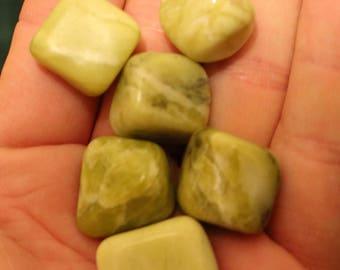 Tumbled Infinite Stone, Tumbled Gemstone, IInfiniti Gemstone, The Healers Stone