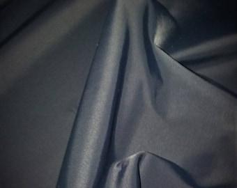 Black lining, plain matte 157 cm width