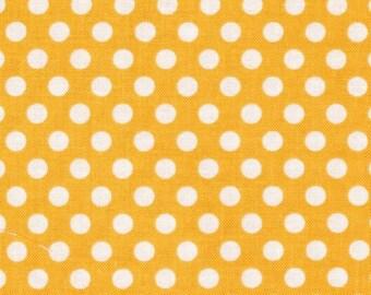 Patchwork mango dot miller kiss dot fabric