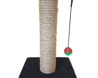 Lazy Cat Scratching Post pole Cat Tree