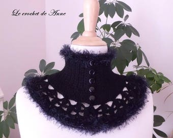 For girl, black Choker, of Victorian style!
