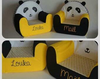 PANDA customize club Chair