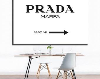 """Brands """"Prada Marfa"""""""