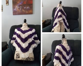 Women's Virus Poncho