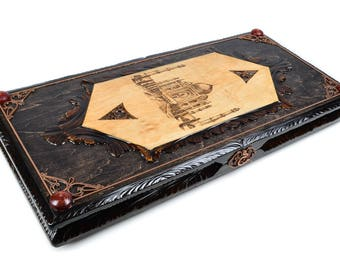 Backgammon - Backgammon Set Eastern Series