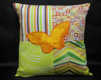 "Cushion collection ""Spring"" butterfly (C188)"