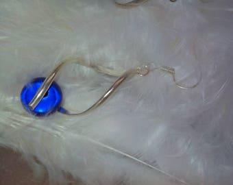 swirls bead magic Royal Blue