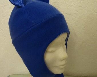 Scarf, neck baby bonnet