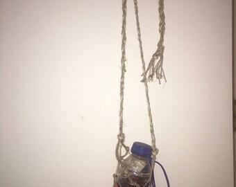 Macrame Water bottle holder