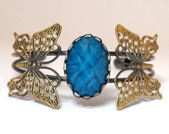 Vintage bracelet romantic Butterfly