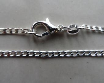 fine Sterling Silver 925 chain and certificate of authenticity