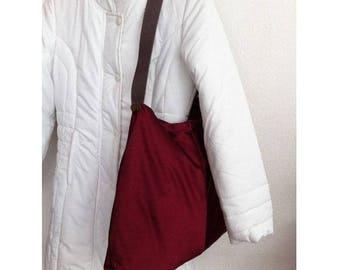 Shoulder belt polyester grey by BAGART